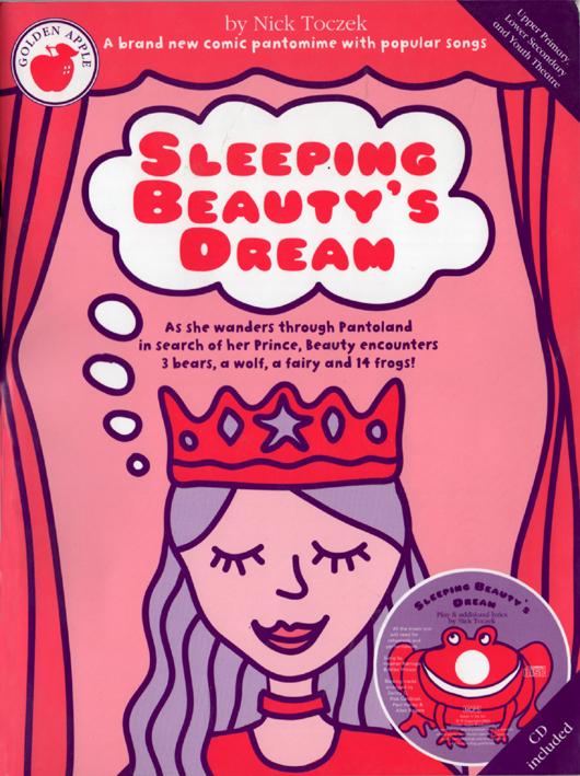 Nick Toczek Sleeping Beauty's Dream