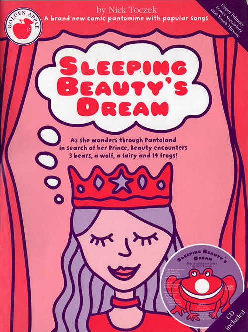 Sleeping Beauty's Dream: A Pantomime (songbook & CD)