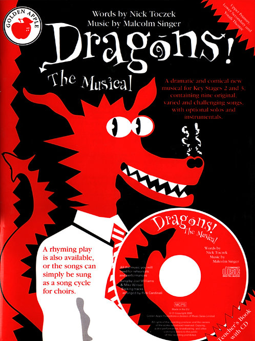 Dragons! The Musical (songbook & CD)