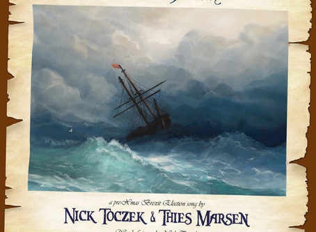 Ahoy, Shipmates! Download only single, with Thies Marsen