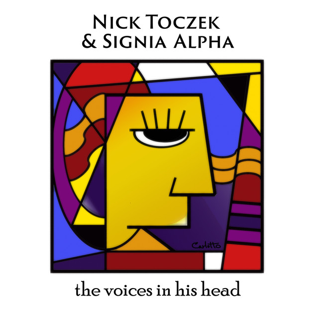 The Voices In His Head by Nick Toczek &