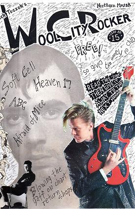 Wool City Rocker #15
