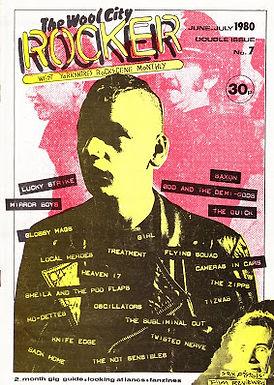 Wool City Rocker #7