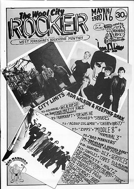 Wool City Rocker #6