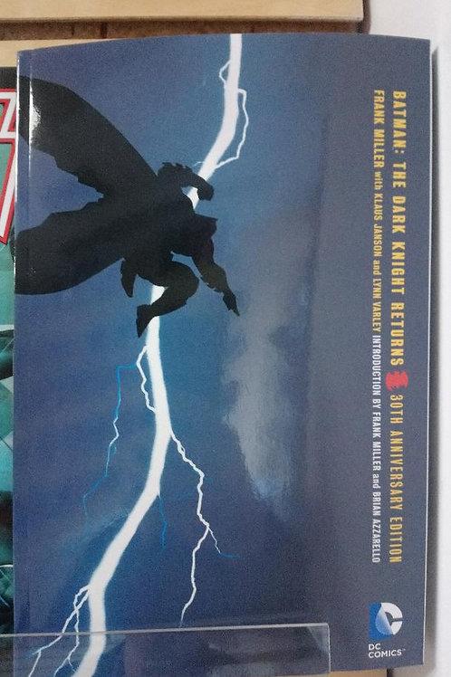 The Dark Knight Returns 30th anniversary ed. TP