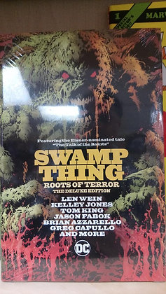 Swamp Thing: Roots of Terror HC