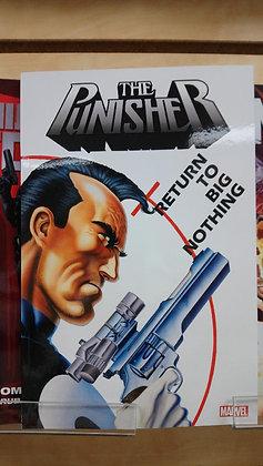 The Punisher Return to Big Nothing