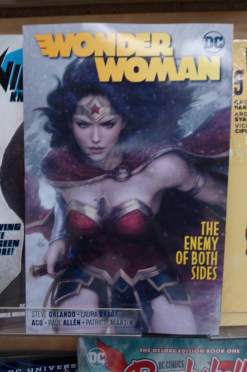 Wonder Woman vol 9