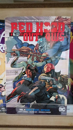 RED HOOD AND THE OUTLAWS VOL 4 TP