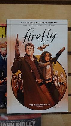 Firefly VOL 1: Unification War HC