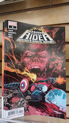 Cosmic Ghost Rider Destroys the Marvel History #4