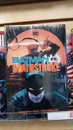 Batman Vs. Deathstroke HC