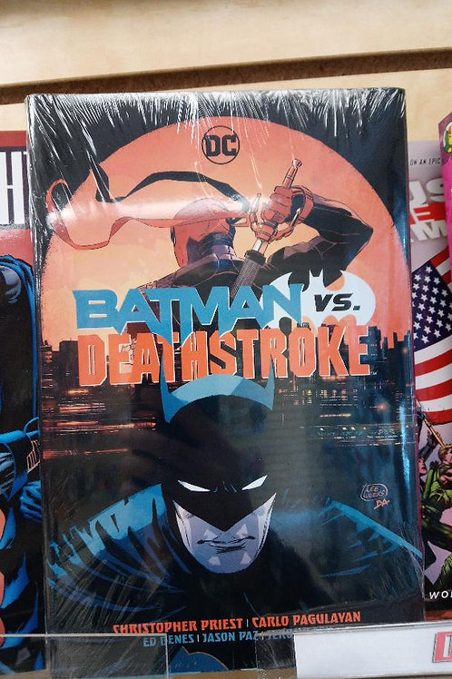 Batman Vs. Deathstroke HC