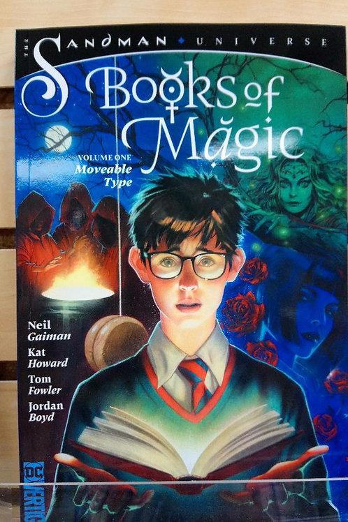 Books of Magic VOL 1