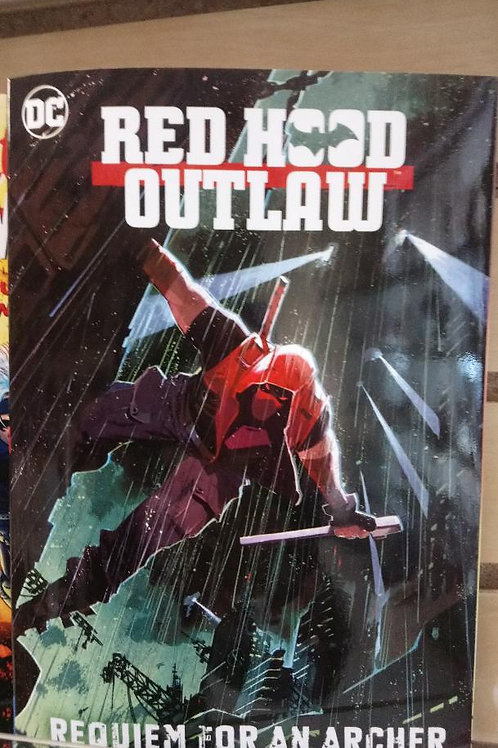 RED HOOD OUTLAW VOL 1 TP