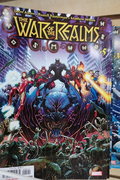 War of the Realms #5