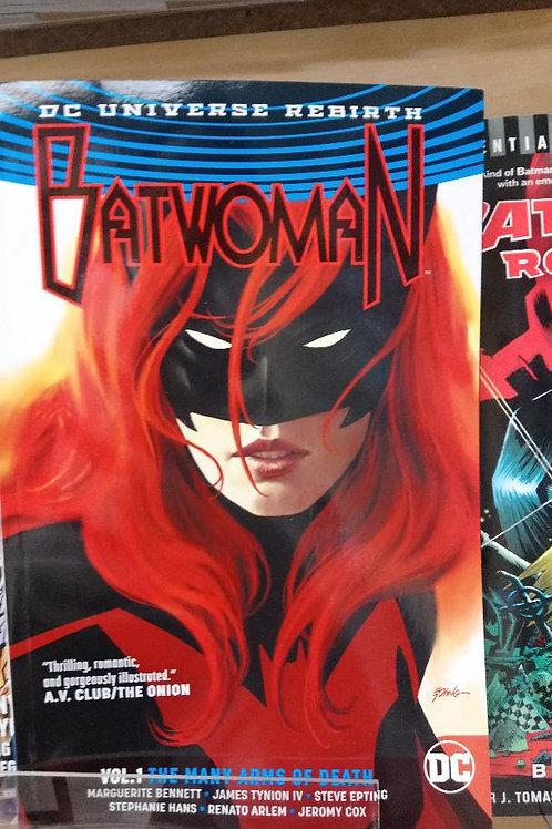 Batwoman vol.1