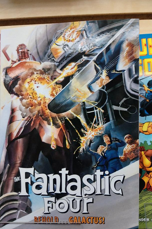 Fantastic Four : Behold...Galactus