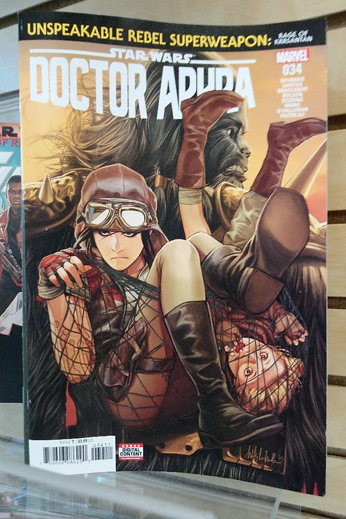 Doctor Aphra #34