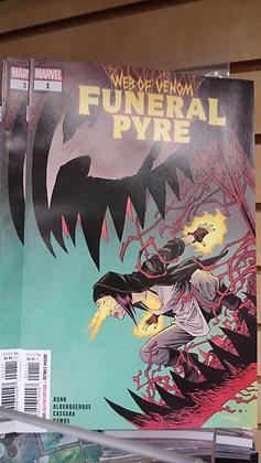 WEB OF VENOM Funeral Pyre