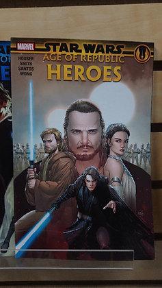 Star Wars Age of Republic Heroes