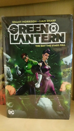 The Green Lantern season one HC