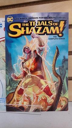 The Trials of Shazam TP