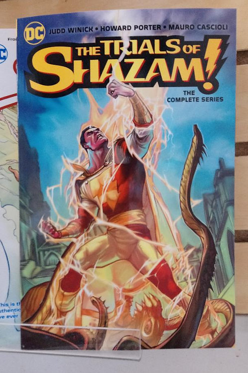 The Trials of Shazam TP