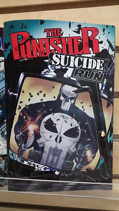 THE PUNISHER SUICIDE RUN