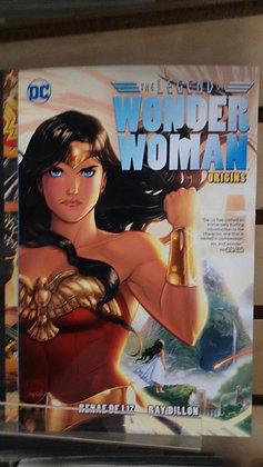 THE LEGEND OF WONDER WOMAN TP