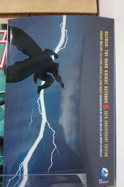 BATMAN; THE DARK KNIGHT RETURNS 30th Anniversary