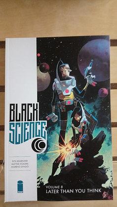BLACK SCIENCE VOL 8 TP