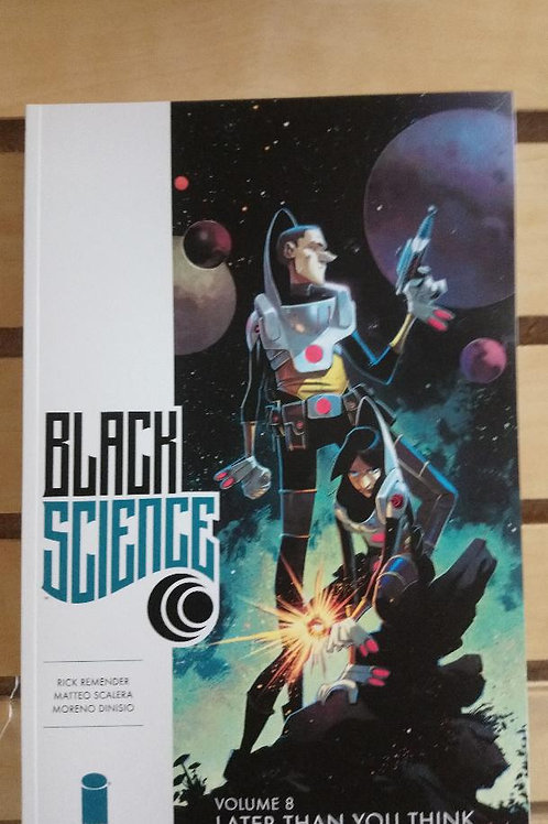 BLACK SCIENCE VOL 8 TP