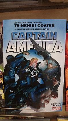 Captain America vol 3 The Legend of Steve
