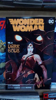 Wonder Woman VOL 8 : Dark Gods