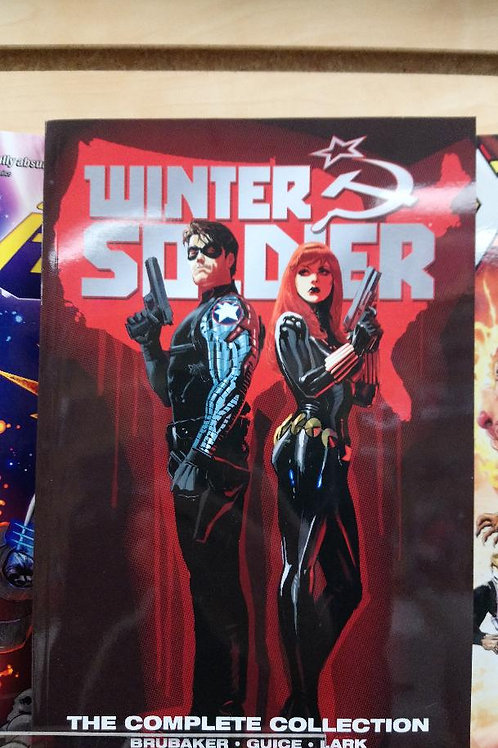 Winter Soldier : The Complete Collection