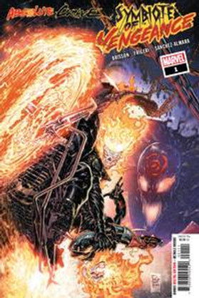 SYMBIOTE OF VENGEANCE #1