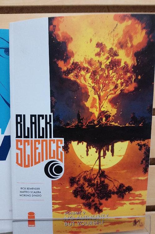 BLACK SCIENCE VOL 9 TP