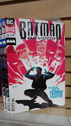 Btman Beyond #34