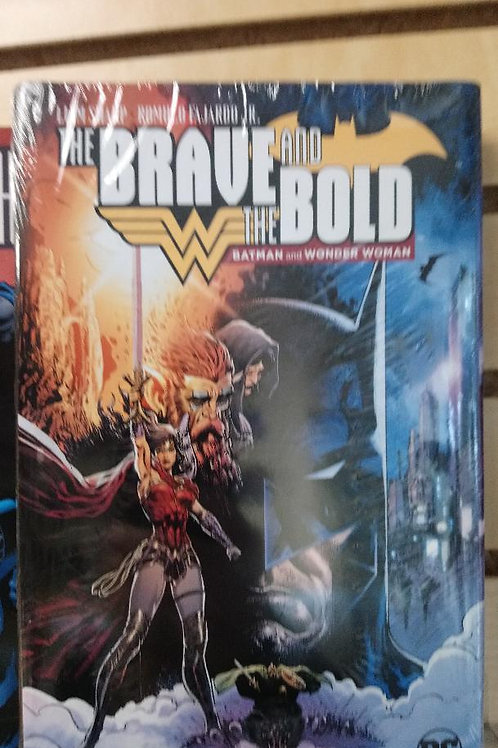 THE BRAVE AND THE BOLD HC