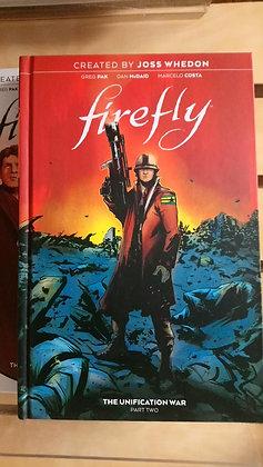 FIREFLY Unification War VOL 2 HC