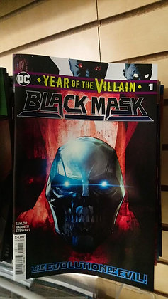 Year of the Villain Black Mask #1 (one-shot)