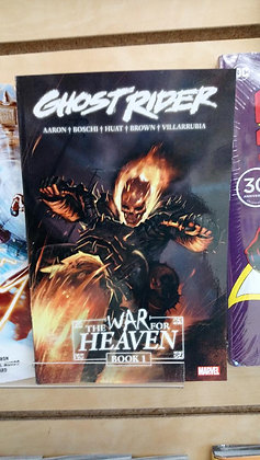 Ghost Rider : The War For Heaven Book 1