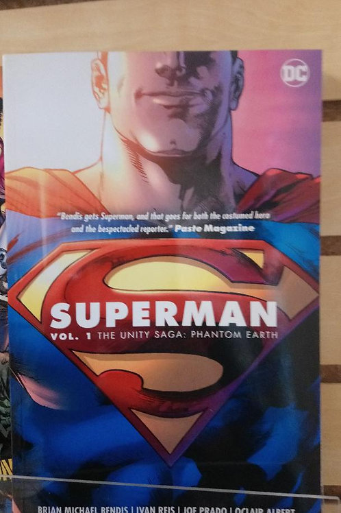 SUPERMAN THE UNITY SAGA VOL1 TP