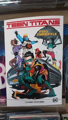 Teen Titans VOL 1 Full Throttle
