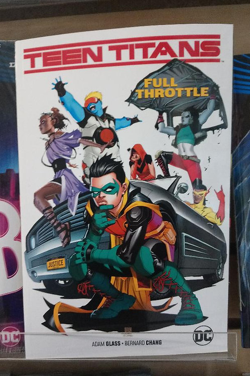 Teen Titans VOL 1 Full Throttle