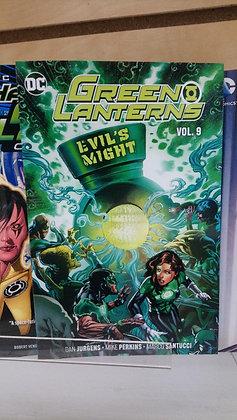 Green Lanterns VOL 9