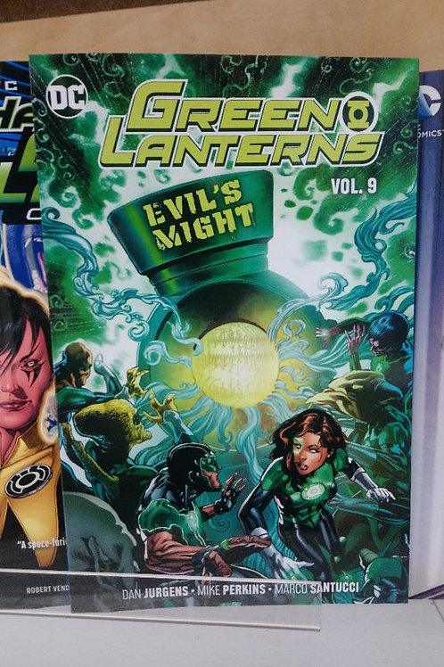 Green Lanterns VOL 9