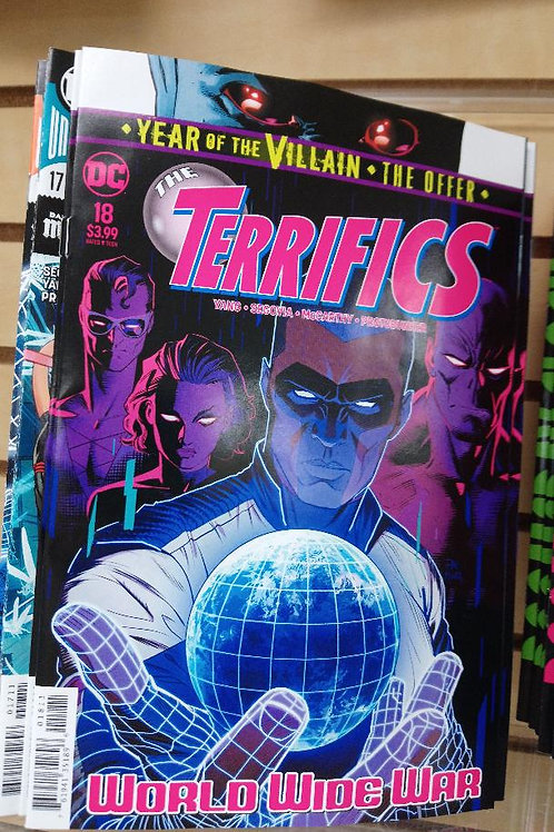 The Terrifics #18
