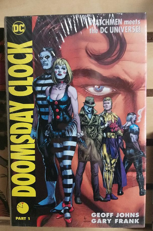 DOOMSDAY CLOCK Part 1 HC